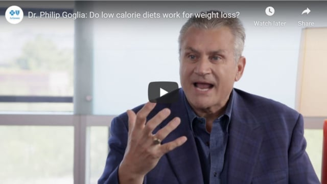 Are low calorie diets worth it