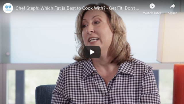 Best fats to cook with
