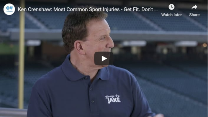 Most Common Sports Injuries