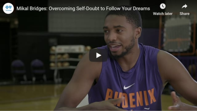 Overcoming Self doubt