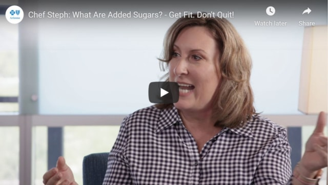 What's the deal with added sugars