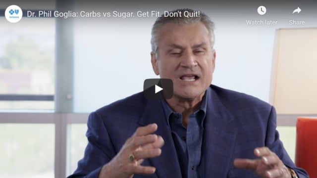 Carbs vs Sugars