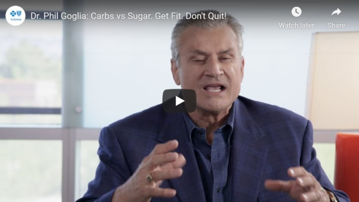 Carbs vs Sugars