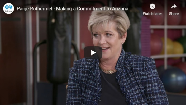 Commitment to AZ
