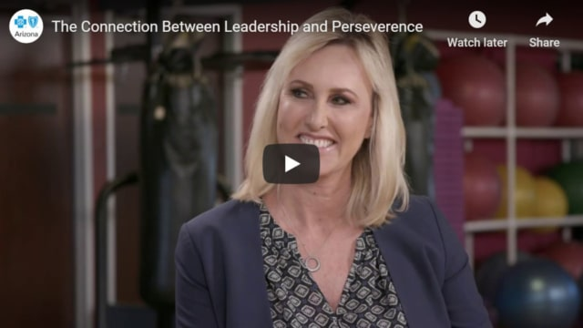 Connection Between Leadership and Perseverance