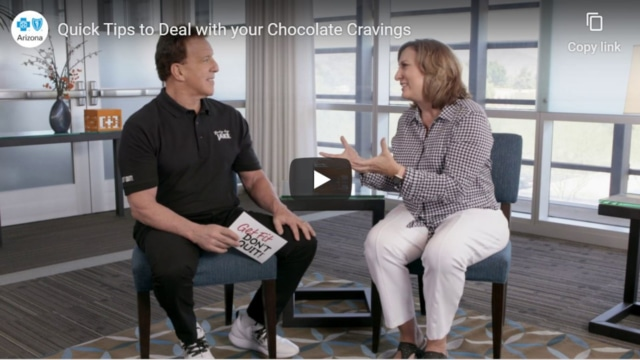 Quick Tips to deal with your chocolate cravings