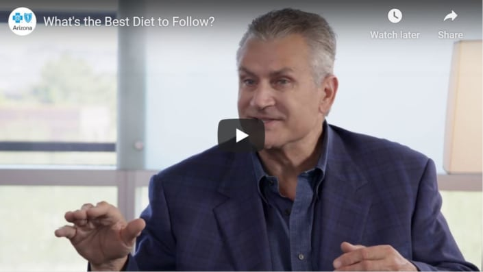 Whats the best diet to follow