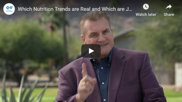 Which Nutrition Trends are Fads