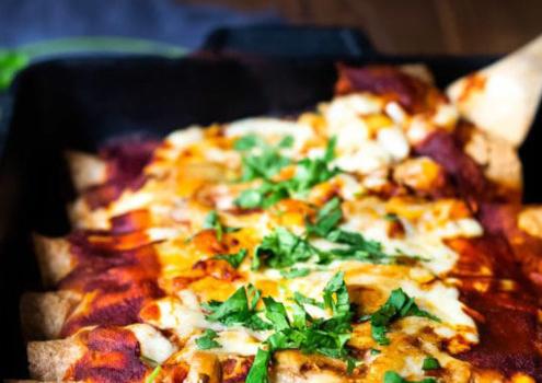 Famers-Enchiladas