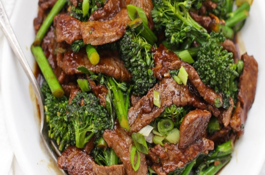 ginger-beef